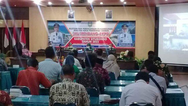 Musrenbang-RKPD Situbondo, Bung Karna Tekankan Kenaikan IPM