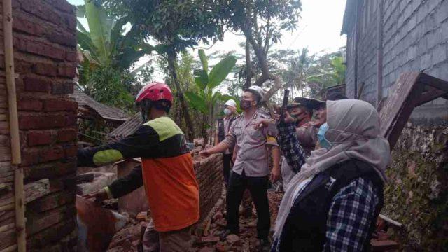 ACT Dirikan Posko di Malang Selatan