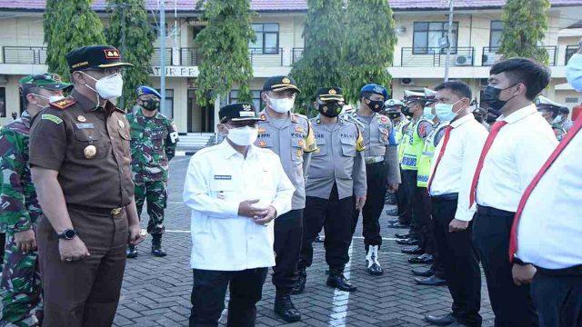 Amankan Idul Fitri 1442 H, Polres Situbondo Terjunkan 500 Personel Gabungan