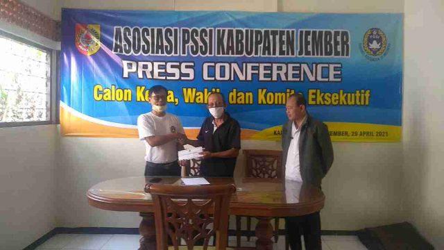 Askab PSSI Jember Tetapkan Tiga Kandidat Calon Ketua, Banding Ardi dan Saiful Ditolak