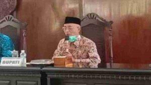 LKPJ 2020 Bondowoso, Bupati Salwa: Catatan Rekomendasi DPRD Akan Kami Laksanakan Secara Maksimal