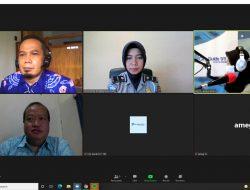 Satlantas Polres Malang Talk Radio Show On TV, Etika Berkendara Secara Virtual