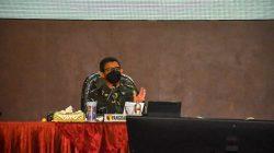 Rakor-terbatas-yang-dihadiri-Pangdam-V-Brawijaya,-Mayjen-TNI-Suharyanto