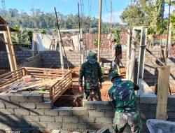 Mencari Ladang Pahala di Desa Tulungrejo dengan Program TMMD
