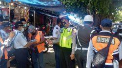 Satlantas Polres Malang Bersama Forum Lalu Lintas Tertibkan Para Jukir Liar
