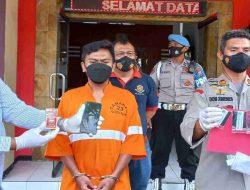 Konsumsi Sabu dan Edarkan Tembakau Gorila, Jukir di Kota Malang Dibekuk Polisi