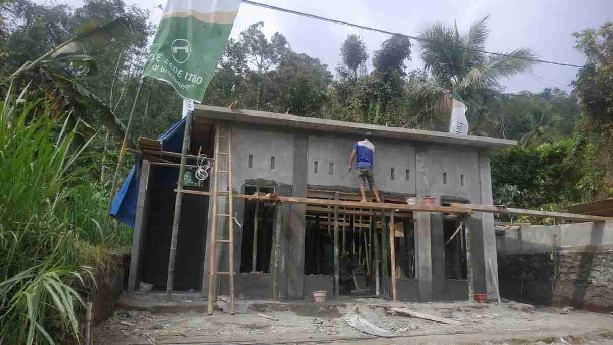 Satgas TMMD ke-112 Kejar Renovasi Mushola, Diharapkan Dapat Dipergunakan sebelum TMMD Selesai