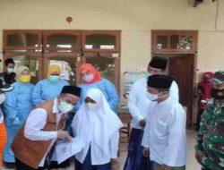Wabup Pasuruan Genjot Vaksinasi hingga 70 Persen