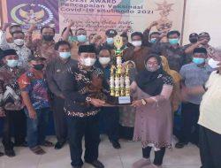 Bangga dan Kecewa Warnai Acara APDESI Award Pencapaian Vaksinasi Covid-19
