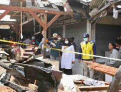 Pasca Kebakaran Pasar Kalibaru Wetan, 29 Pedagang Direlokasi, Perbaikan Dikebut Tahun Ini