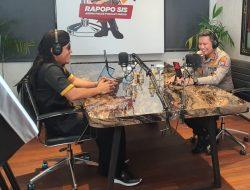 Gus Miftah Tampil Perdana di Podcast Rapopo Sis, dengan Host Kapolresta Malang Kota